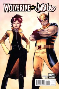 Wolverine and Jubilee #1 - Cover